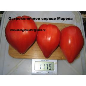 Marek' s Pointy Heart